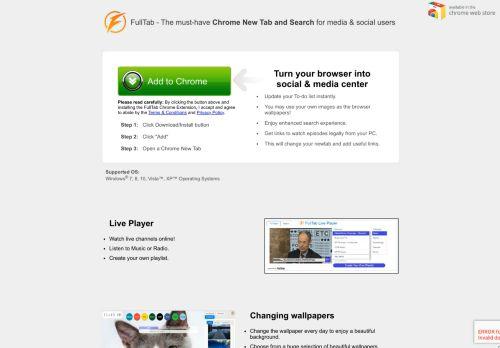 fulltab.com