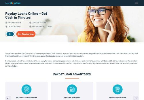 loansolution.com