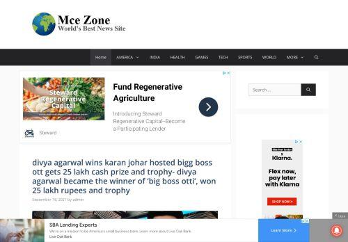 mcezone.com