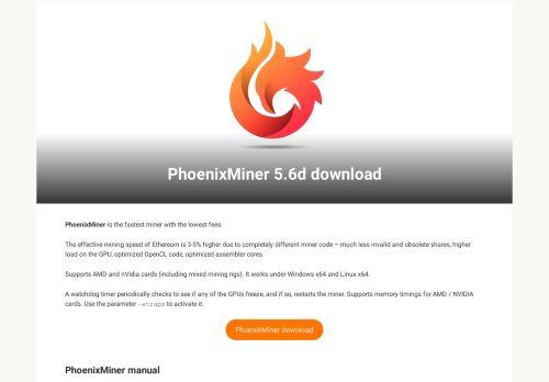 phoenixminer.me