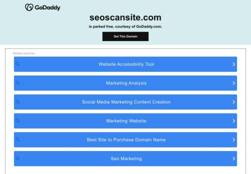 seoscansite.com